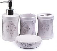 Набор аксессуаров для ванной Белбогемия NV5004 -
