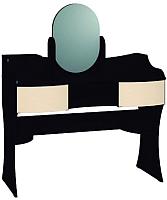 Туалетный столик с зеркалом Глазов Амели 15 (венге) -