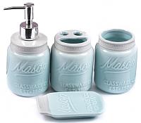 Набор аксессуаров для ванной Белбогемия NV5005 -