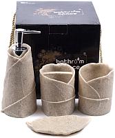 Набор аксессуаров для ванной Белбогемия 25736798 -