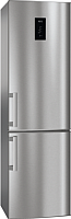Холодильник с морозильником AEG RCB63826TX -