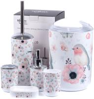 Набор аксессуаров для ванной и туалета Белбогемия 25561460 -