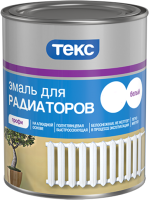 Эмаль Текс Алкидная для радиаторов (900г) -