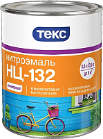 Эмаль Текс НЦ-132 КП (1.8кг, зеленый) -