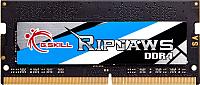 Оперативная память DDR4 G.Skill Ripjaws F4-2400C16S-8GRS -