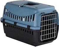 Переноска для животных MP Bergamo Gipsy Small ESP 15PZ ECO / 10.40MEBL16 (голубой) -
