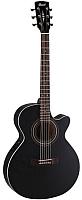 Электроакустическая гитара Cort SFX-ME BKS -