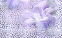 Декоративная плитка PiezaRosa Bella Деко-2 122985 (250x400) -