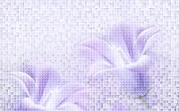 Декоративная плитка PiezaRosa Bella Деко-1 122984 (250x400) -