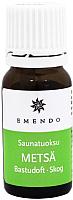 Ароматизатор для бани Emendo Аромат леса / 2010 (10мл) -