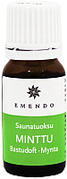Ароматизатор для бани Emendo Аромат мяты / 2015 (10мл) -