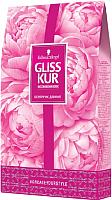 Набор косметики для волос Gliss Kur Безупречно длинные шампунь 250мл+бальзам 200мл -