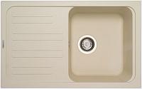 Мойка кухонная Longran Classic CLS740.460 (колорадо) -