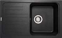 Мойка кухонная Longran Classic CLS740.460 (оникс) -