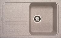 Мойка кухонная Longran Classic CLS740.460 (терра) -