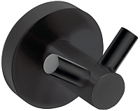 Крючок для ванны Bemeta Dark 104106030 (черный) -
