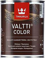 Лазурь для древесины Tikkurila Валтти Колор ЕС (900мл, бесцветный) -