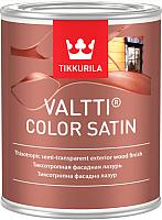 Лазурь для древесины Tikkurila Валтти Колор Сатин ЕС (900мл) -
