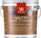 Масло для древесины Tikkurila Валтти Калусте (2.7л, коричневый) -