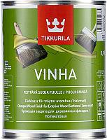 Антисептик для древесины Tikkurila Винха Базис VC (900мл) -