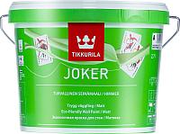 Краска Tikkurila Джокер Базис А (2.7л) -