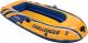 Надувная лодка Intex Challenger-2 Set / 68367NP -