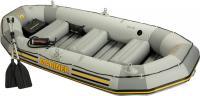 Надувная лодка Intex 68376NP Mariner-4 Set -