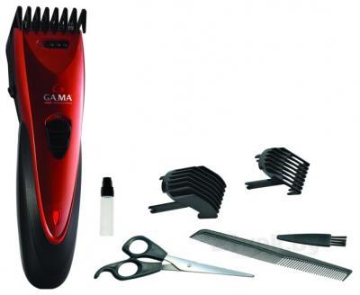 Машинка для стрижки волос GA.MA GC545 (T21.GC 545) - с аксессуарами