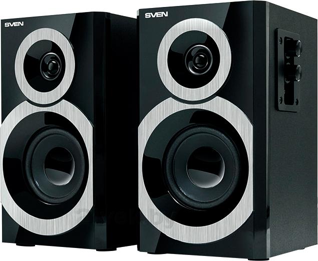 Купить Мультимедиа акустика Sven, SPS-619 (черный), Китай