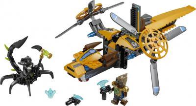 Конструктор Lego Chima Двухроторный вертолёт Лавертуса (70129) - общий вид