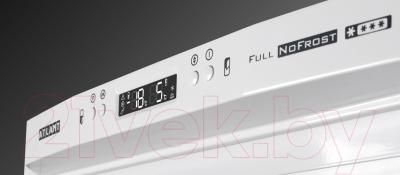 Холодильник с морозильником ATLANT ХМ 4423-000 N - панель управления