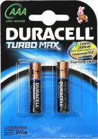 Комплект батареек Duracell TurboMax LR03 (2шт) -