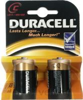 Комплект батареек Duracell Basic LR14 (2шт) -