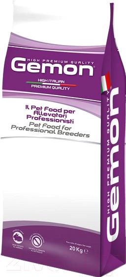 Купить Корм для кошек Gemon, Adult Chicken&Turkey (20кг), Италия