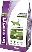 Корм для кошек Gemon Light Sterility Turkey (0.4кг) -