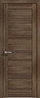 Дверь межкомнатная Лайт 6 80x200 (дуб трюфель) -