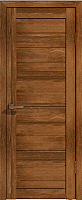 Дверь межкомнатная Лайт 6 80x200 (корица) -