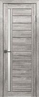 Дверь межкомнатная Лайт 9 70x200 (муссон/стекло белый сатинат) -