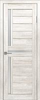 Дверь межкомнатная Лайт 16 80x200 (латте/стекло белый сатинат) -