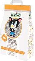Наполнитель для туалета Noriko Бентонит с ароматом фруктов (10кг) -