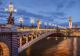 Фотообои Твоя планета Люкс Мост Александра (194x136) -