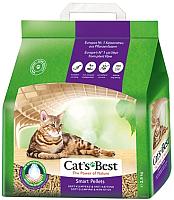 Наполнитель для туалета Cat's Best Smart Pellets (5л) -