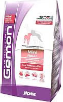 Корм для собак Gemon Mini Adult Salmon&Rice (1кг) -