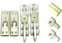 Ролики для раздвижных дверей Morelli R-SET 8 -