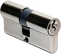 Цилиндровый механизм замка Morelli 60C BN -