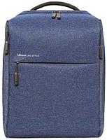 Рюкзак Xiaomi Mi City Backpack / ZJB4068GL (темно-синий) -