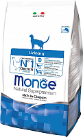 Корм для кошек Monge Functional Line Urinary Rich in Chicken (400г) -