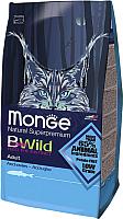 Корм для кошек Monge Bwild Adult Anchovies (1.5кг) -