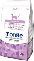 Корм для кошек Monge Functional Line Sterilised Rich in Chicken (1.5кг) -