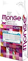 Корм для кошек Monge Daily Line Kitten Rich in Chicken (10кг) -